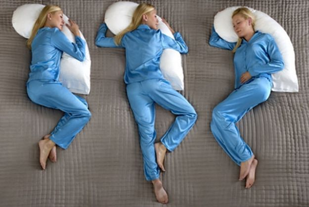 Descubre cuál es la mejor postura para dormir según los expertos