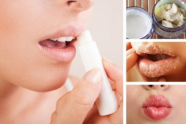 ¿Quieres unos labios más atractivos? Toma nota de estos 6 trucos