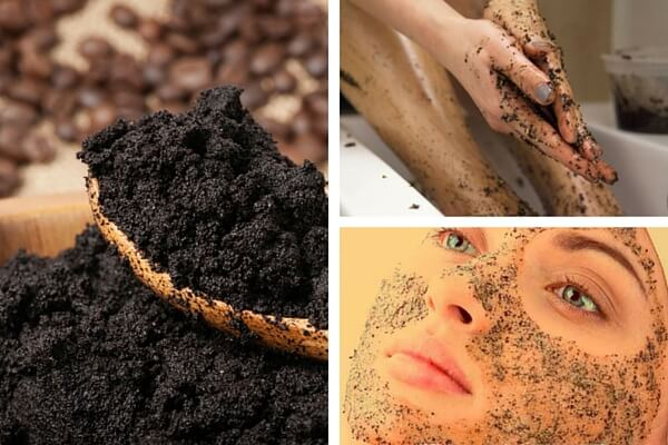 6 formas interesantes de utilizar los restos de café en la belleza y el hogar