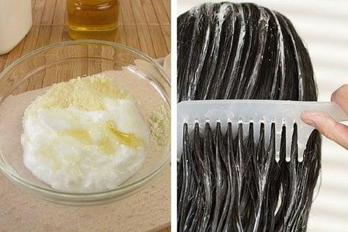 9 usos que le puedes dar al yogur natural en la salud y la belleza