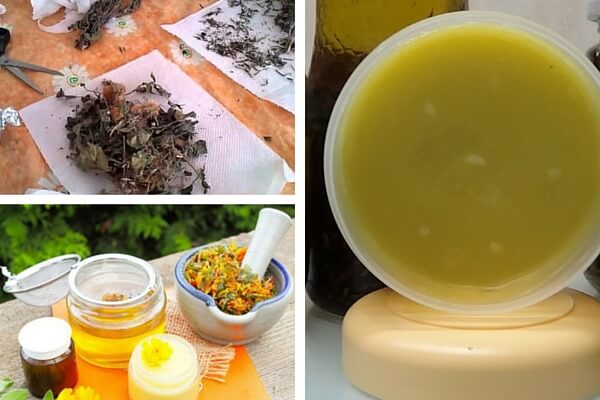 Crema de árnica hecha en casa para tratar las lesiones y los dolores