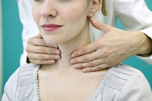 salud de la tiroides