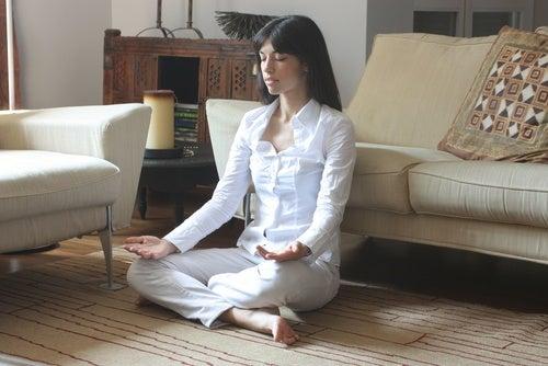 La meditación puede combatir el estrés