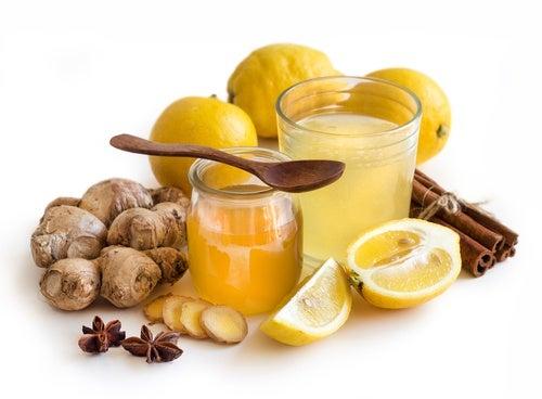 La peladura del limón