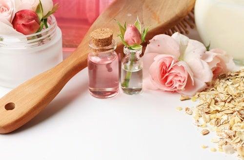 Limpiador facial de avena y arcilla