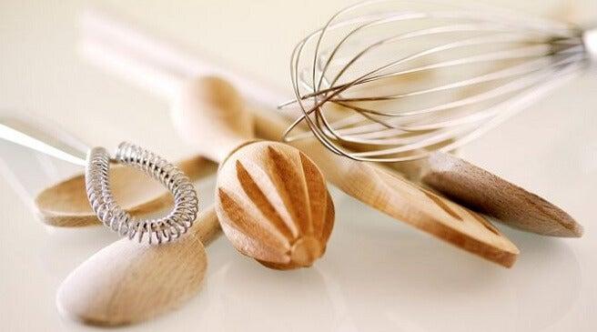 Materiales de cocina saludables que debes utilizar en el día a día