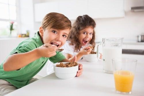 No desayunar nos resta fuerzas