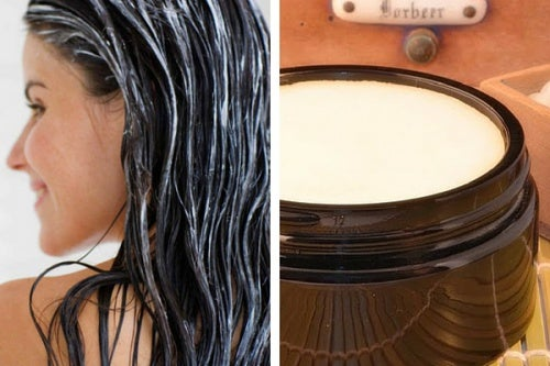 Pomada revitalizadora para el cabello, baja en grasa y libre de tóxicos