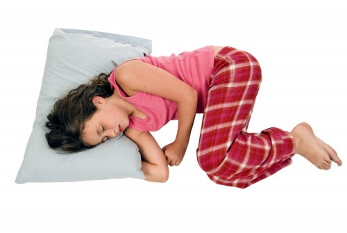 Buscando la mejor postura para dormir