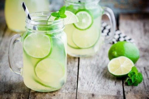 terapia con limón para la salud hepática