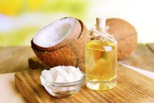 10 formas de aprovechar el aceite de coco