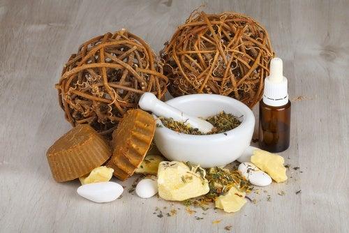 Mascarilla casera nutritiva e hidratante para cabellos secos