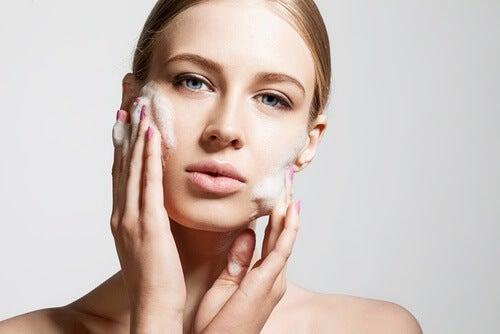 Jabón natural rostro