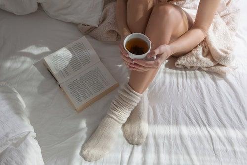 Remedios naturales para manos y pies fríos