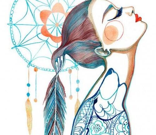Los sueños son el tejido de nuestra vida