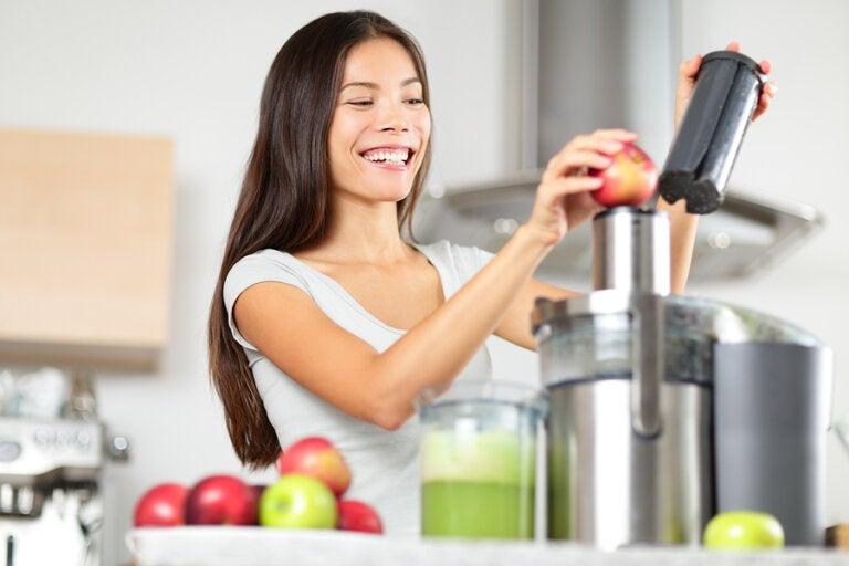 Las 5 mejores bebidas naturales para la gastritis
