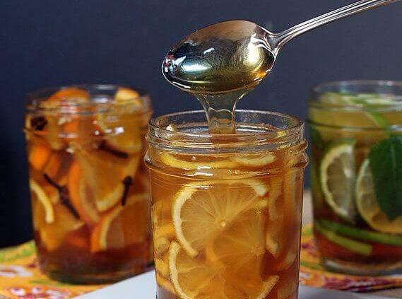Desayuno medicinal con naranja y miel: ¡No te lo pierdas!