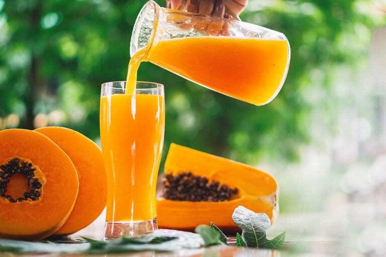 Propiedades de la papaya para el sistema digestivo