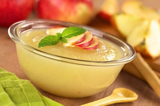 Tratamiento con manzana para aliviar la inflamación de vesícula