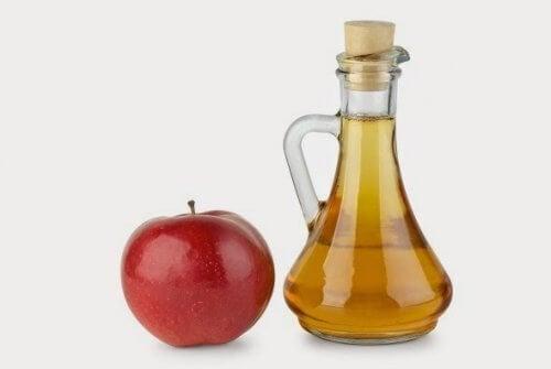 como usar vinagre de manzana para piojos
