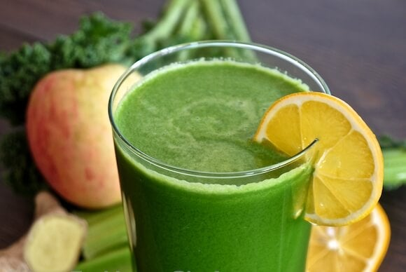 drink to eliminate toxins