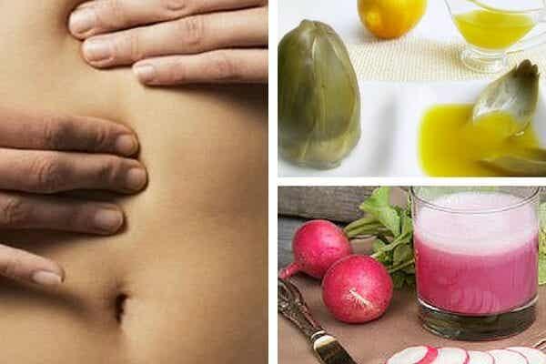 5 verduras que nos ayudan a prevenir posibles posibles úlceras de estómago