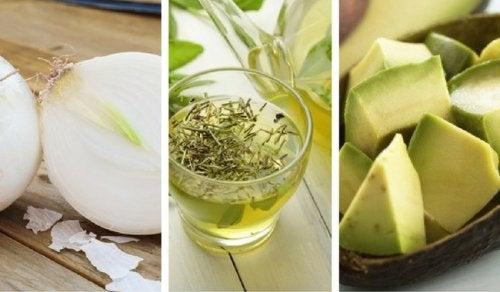 7 alimentos saludables que puedes comer todos los días