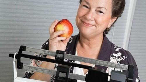 7 trucos para no subir kilos al llegar a la etapa de la menopausia-