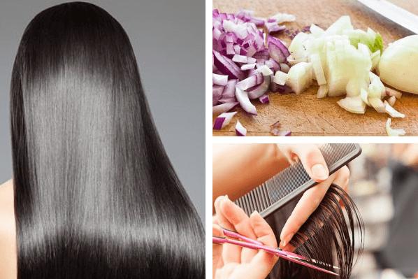 9 trucos de belleza natural para potenciar el crecimiento del cabello