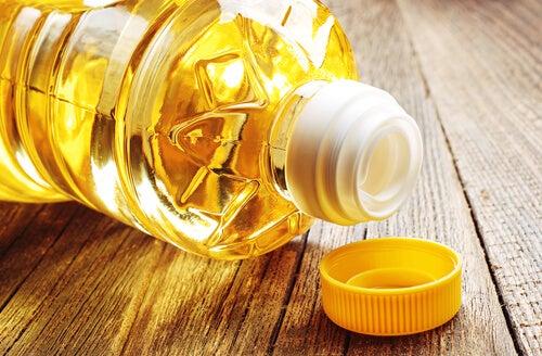 Alimentos perjudiciales: algunos aceites vegetales