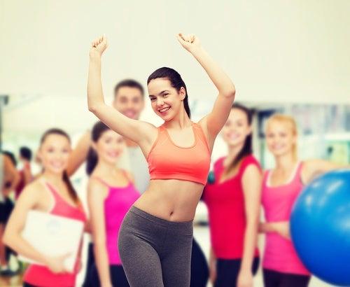 El baile ayuda a bajar de peso