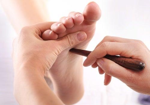 El masaje tailandés también beneficia la piel.
