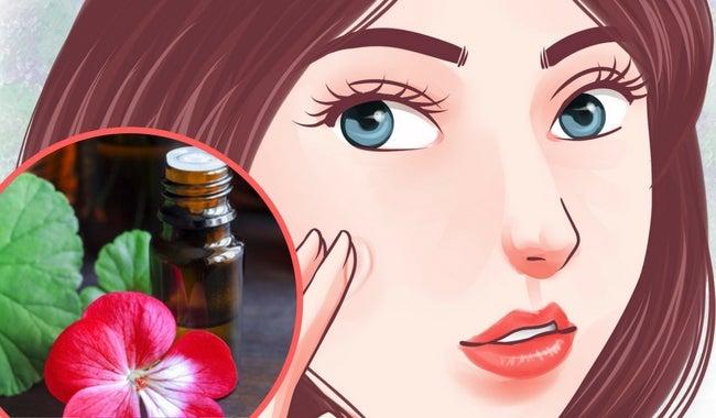 Cómo usar el geranio para cuidar tu piel