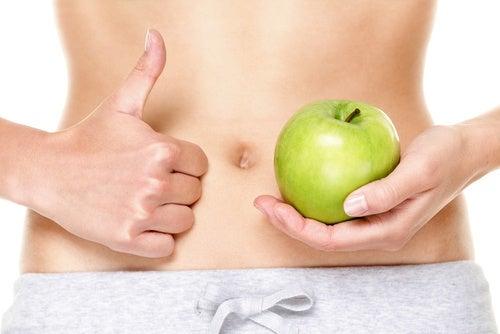 Las manzanas combaten el estreñimiento y la diarrea