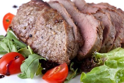 Comer carnes magras
