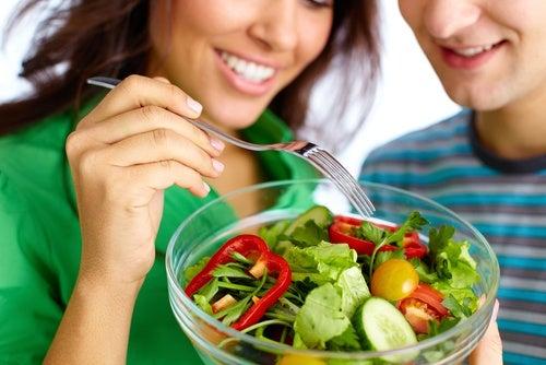 Comer de forma saludable para perder peso