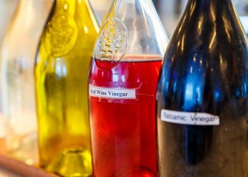 Conoce los diversos tipos de vinagres y para qué sirven