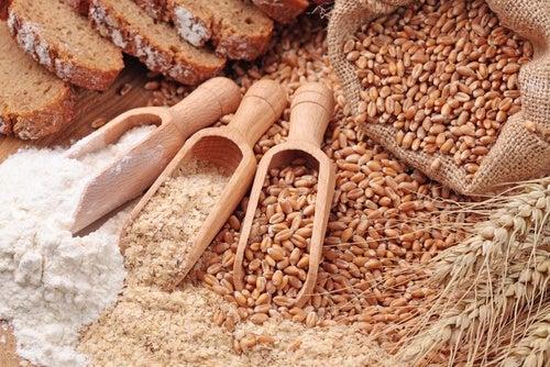 Consumir más carbohidratos complejos