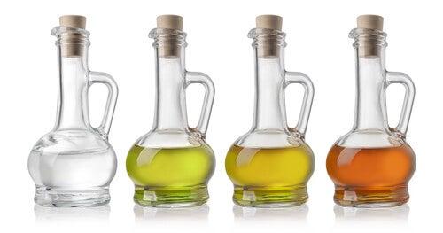 Cuáles son los tipos de vinagre disponibles