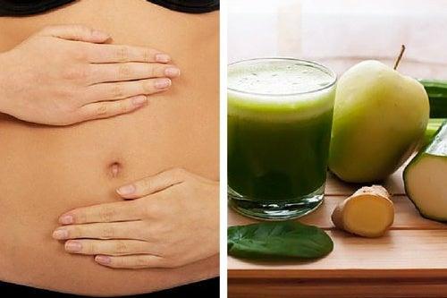 Depura tu sistema gastrointestinal y controla la diabetes con este licuado
