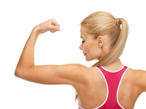 Fortalece los músculos