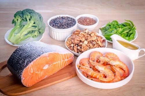 Fuentes de ácidos grasos omega 3