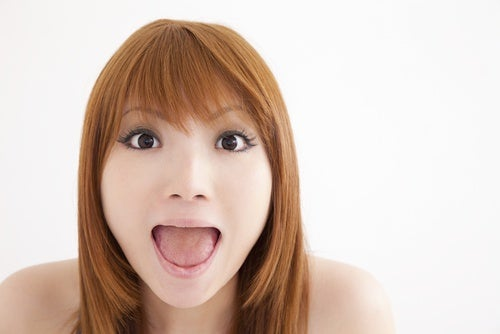 Gimnasia facial, disimula las arrugas