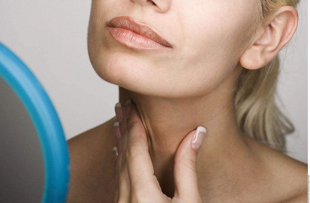Cómo saber si estás empezando a sufrir hipotiroidismo