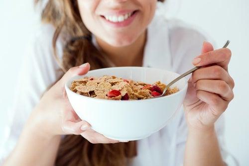 Ingerir un buen desayuno