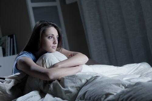 Insomnio y mala respiración
