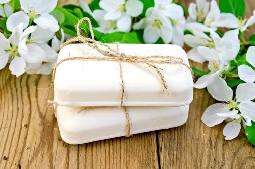 El jabón es un objeto de uso personal
