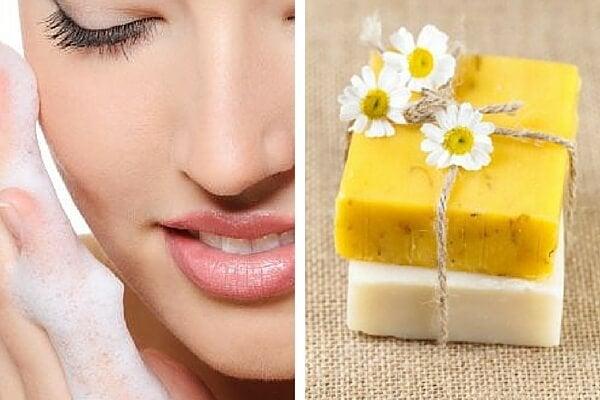Los grandes beneficios de la limpieza facial con camomila