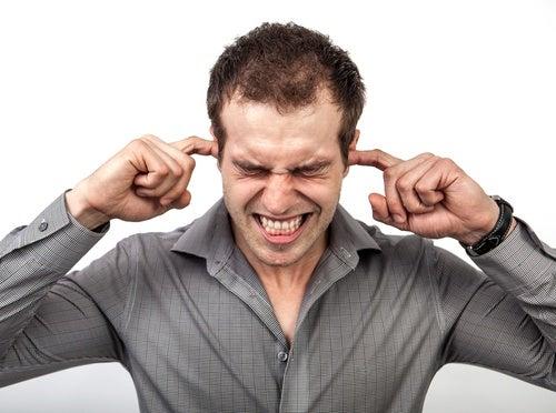 Los sonidos fuertes son más desagradables para ti