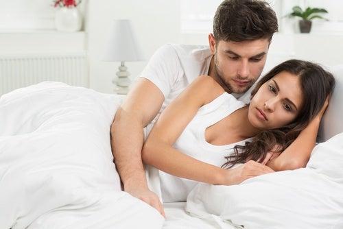 Los problemasemocionales son trastornos de salud que afectan la sexualidad